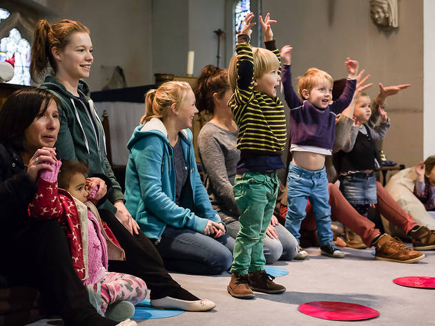EFG Jazz Festival: Jazz for Toddlers