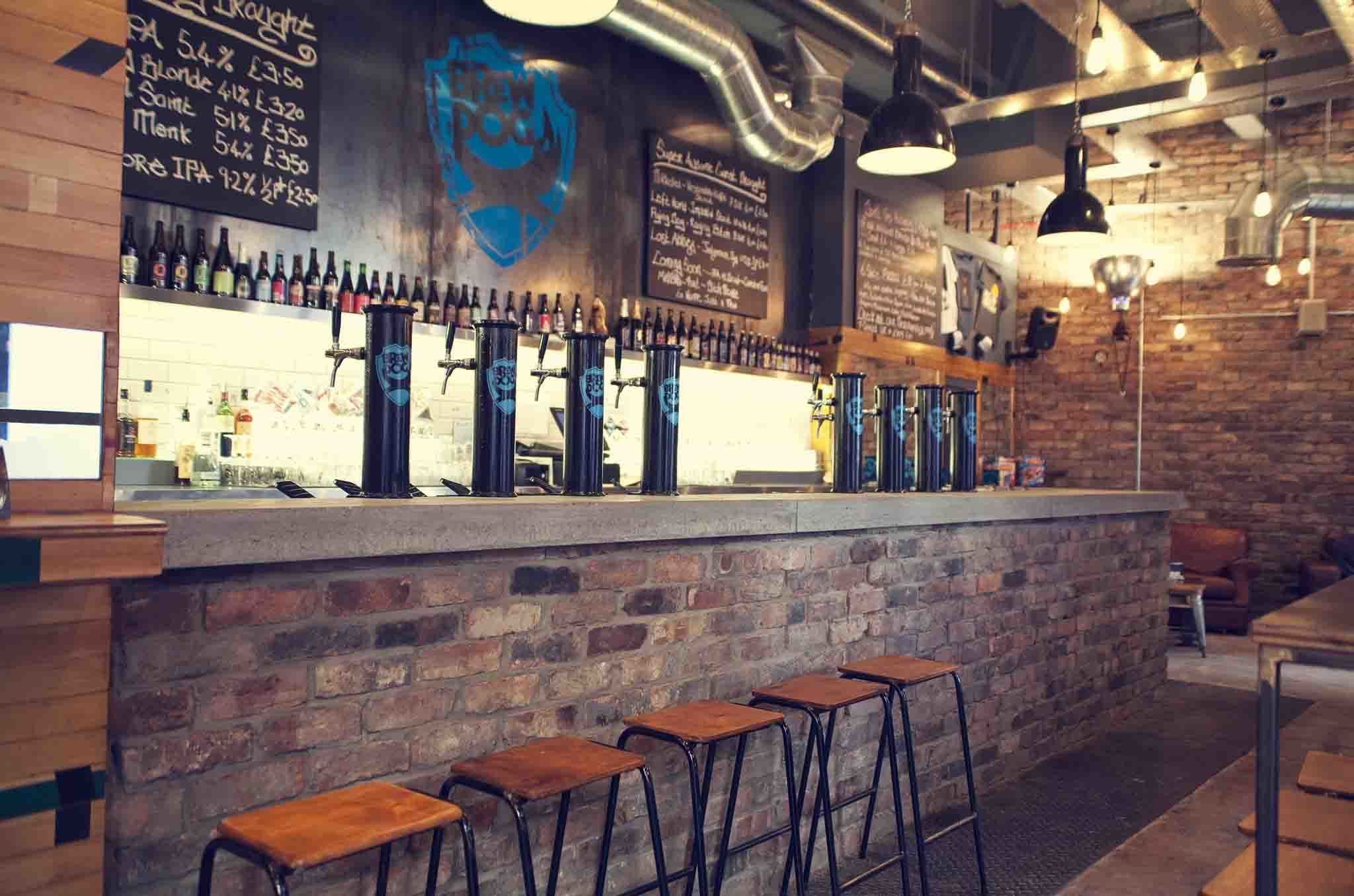 Brewdog, bar, ale, pub
