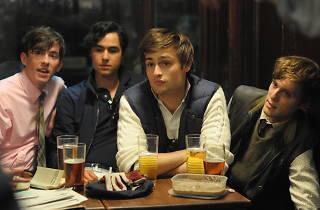 The Riot Club, film
