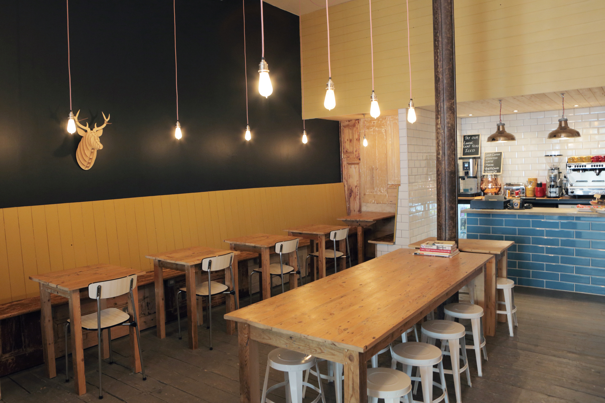 Manchester S Best Coffee Shops And Cafes Time Out Manchester