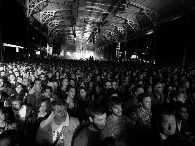 Pitchfork (© Vincent Arbelet)