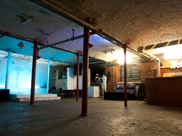 Islington Mill, Manchester, Interior