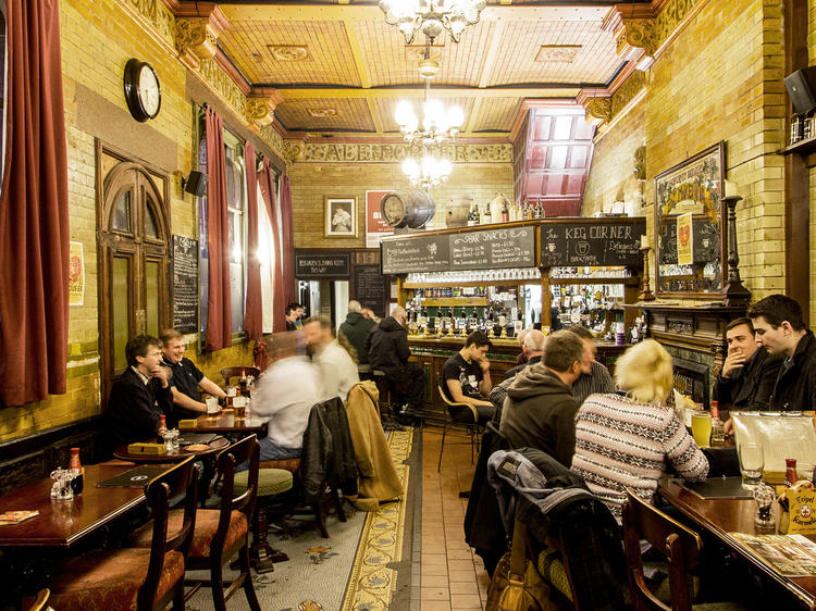 The 15 best pubs in Manchester