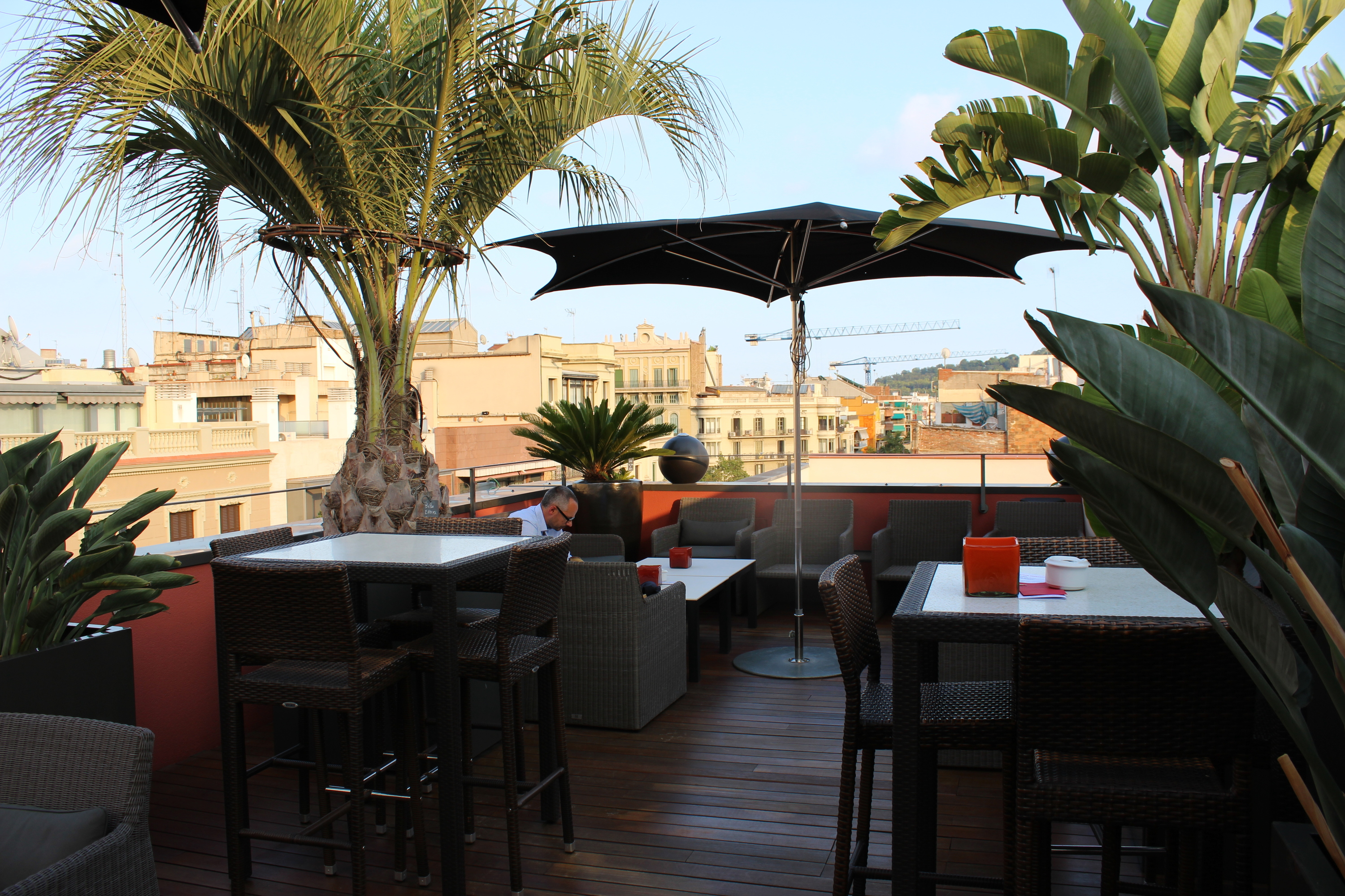 11 Best Rooftop Bars In Barcelona For Drinks With A View
