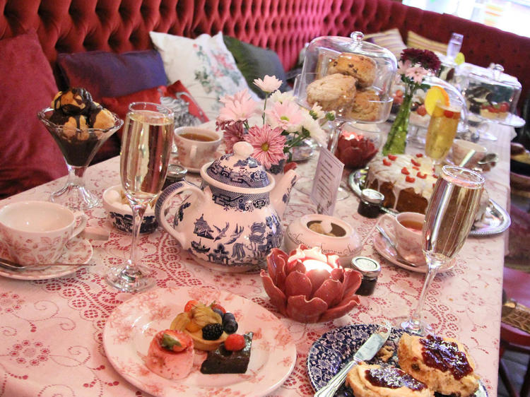 The 11 best afternoon teas in Manchester