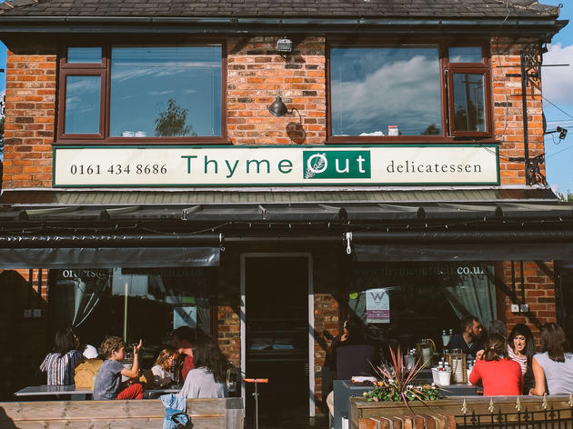 Thyme Out, Manchester