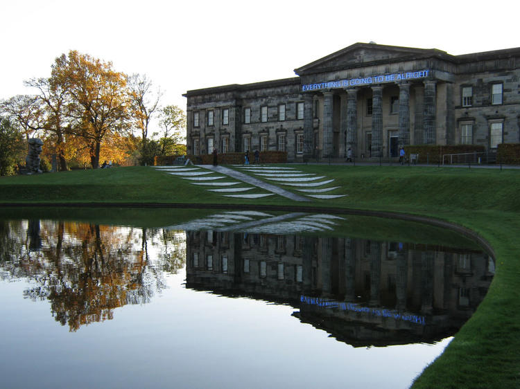 Art galleries in Edinburgh you need to check out