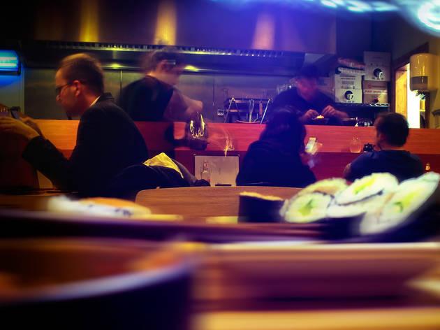 Umezushi, Manchester, Sushi