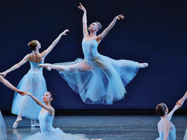 New York City Ballet Fall 2014