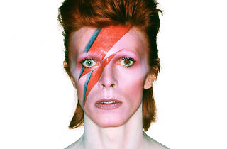 """David Bowie Is"" runs at the Museum of Contemporary Art Sept 2014–Jan 2015."
