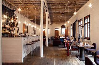 Timberyard, restaurant