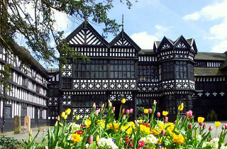 Bramall Hall, Stockport, Manchester