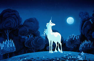 The Last Unicorn screening tour with special guest Peter S. Beagle