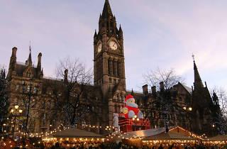 Manchester Town Hall, Manchester