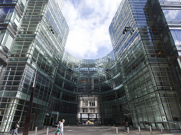 Le Cirque en la Bloomberg Tower