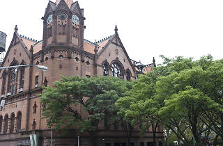 Harlem Courthouse