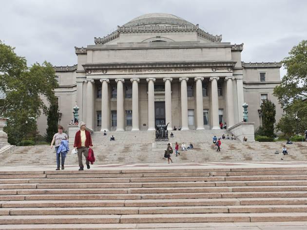 Low Memorial Library at Columbia