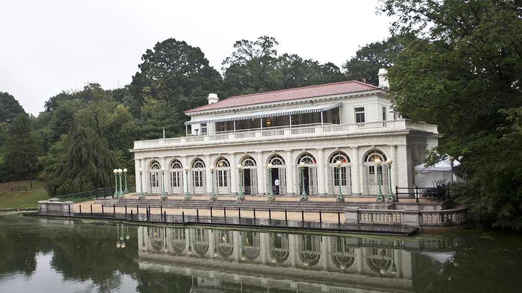 The Boathouse at Prospect Park