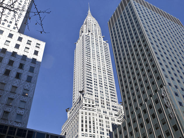 Car Rental Manhattan >> Chrysler Building | Manhattan, NY | Attractions in Midtown East, New York