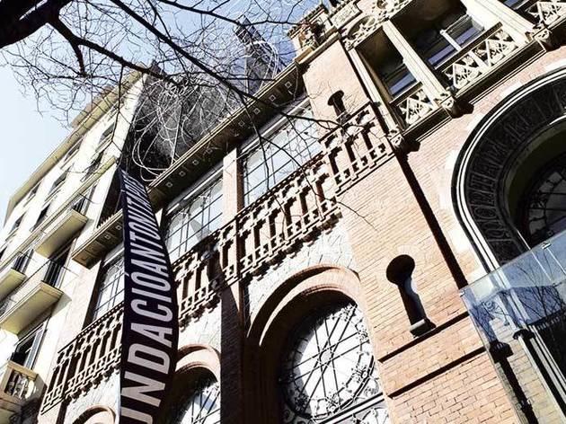 Open doors at the Fundació Antoni Tàpies