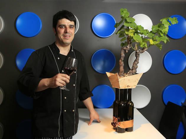 Floreta: hostaler, xef, cambrer