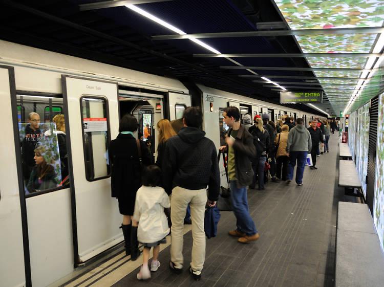 Transport públic per les Festes