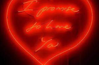 Tracey Emin ('I Promise to Love You')