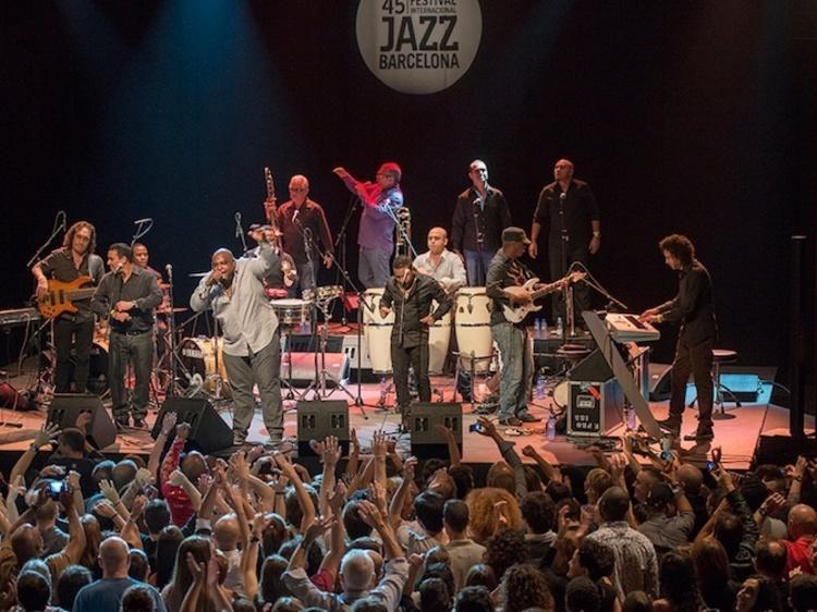 46 Voll-Damm Festival Internacional de Jazz de Barcelona