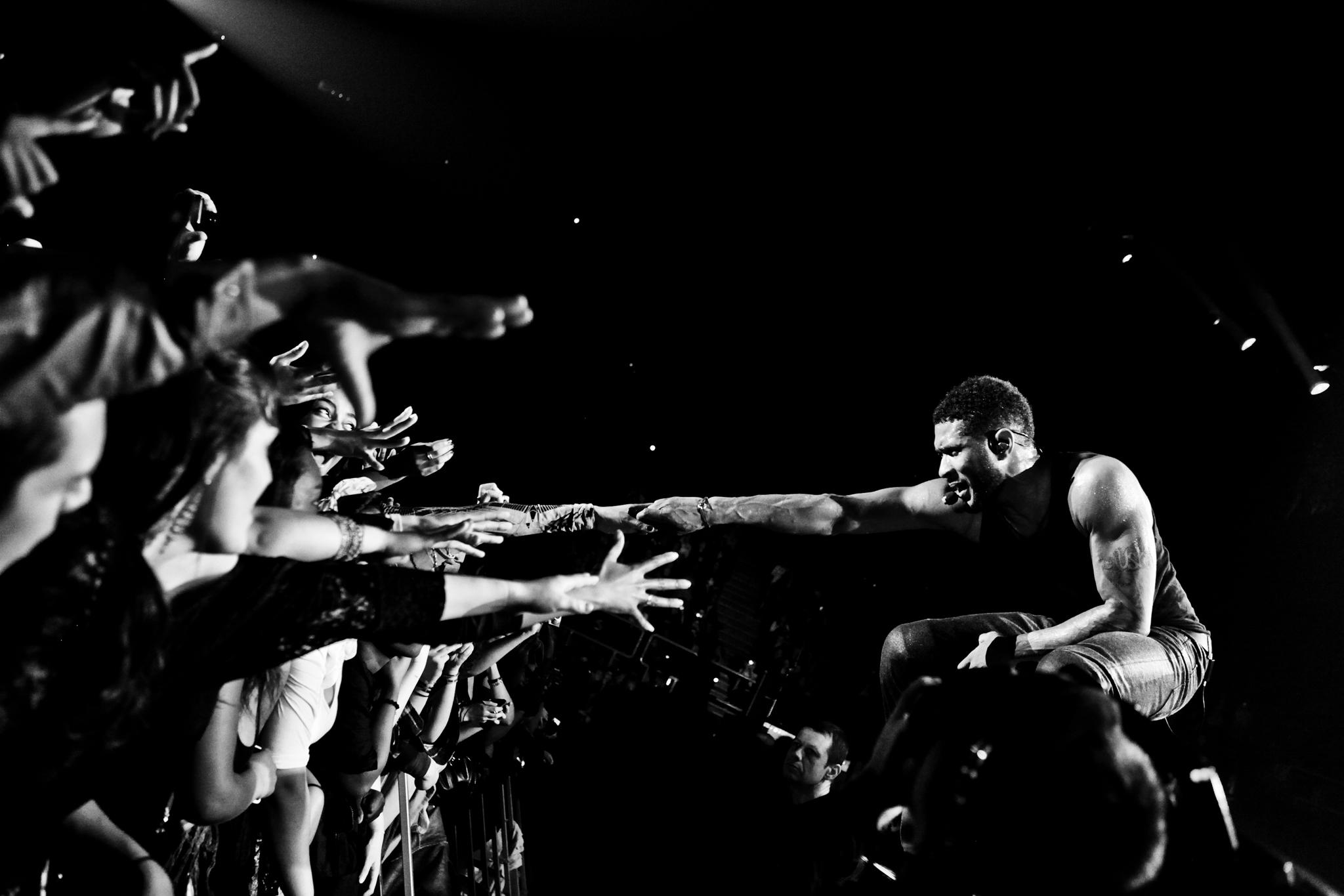 Usher: The UR Experience + August Alsina + DJ Cassidy | Madison Square Garden; Nov 7