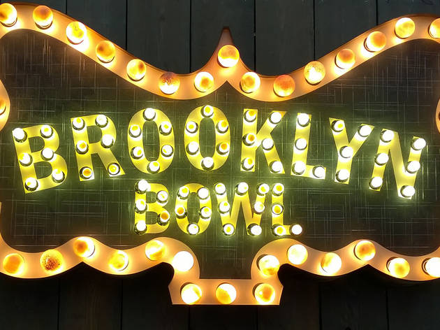 New Years Eve at Brooklyn Bowl