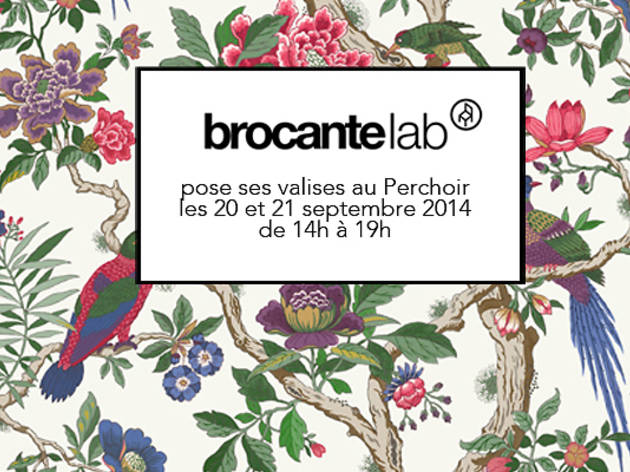 Brocante Lab x Le Perchoir