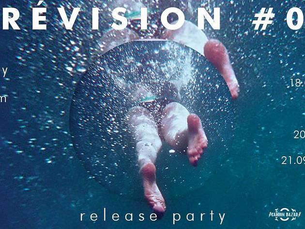Release mini-festival // Prévision #01 by Forecast label