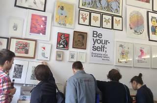 Print Workers Barcelona