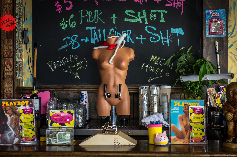 Bushwick bars
