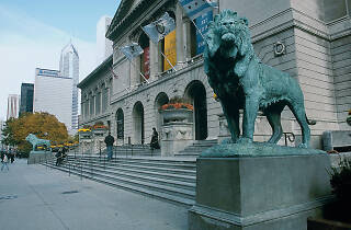 The Art Institute of Chicago.