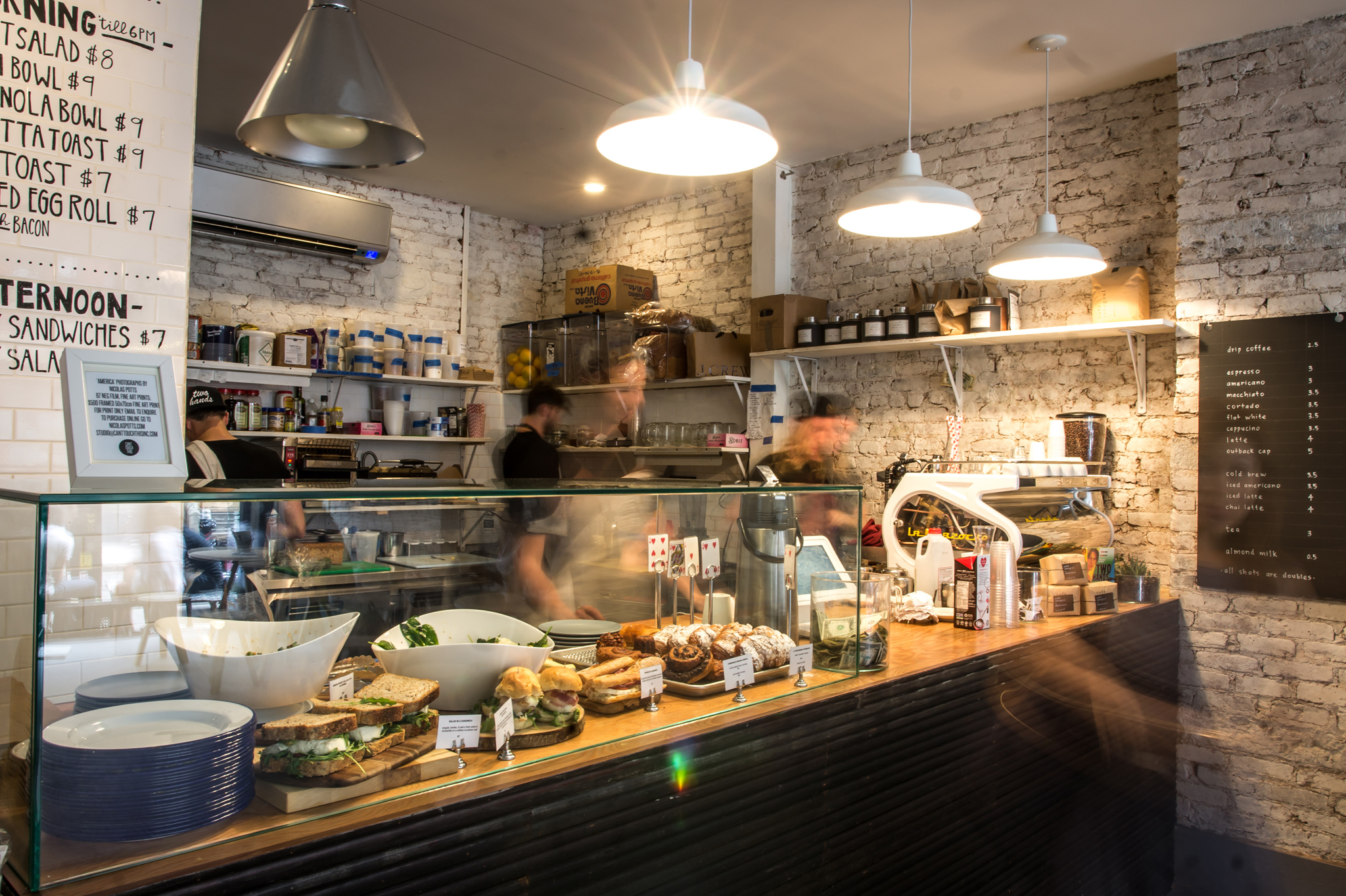 New york 39 s best the top things to do in nyc for Things in a coffee bar
