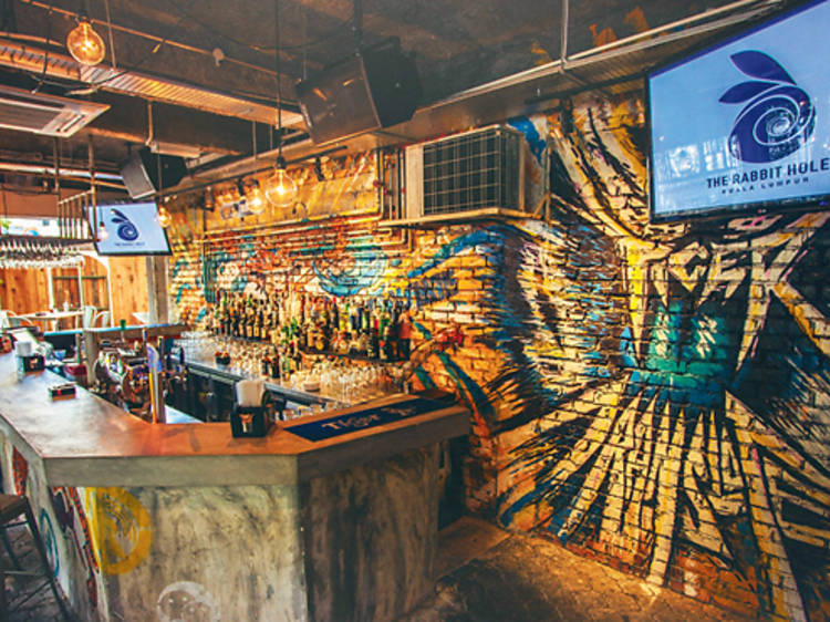 Experience the good and ugly side of Changkat Bukit Bintang