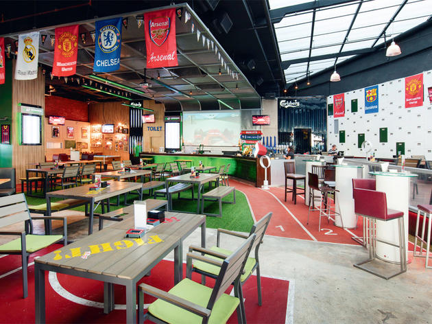 Best places to watch live sports in KL