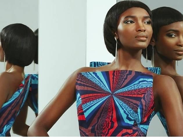 Africa-Malaysia International Fashion Show 2014