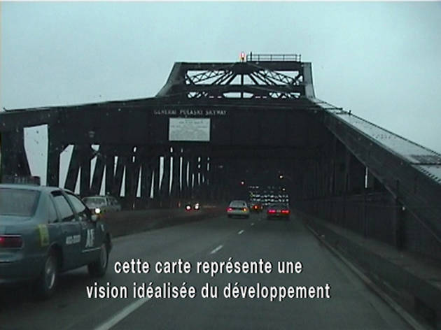 (Alain Bublex, '36-mile drive', 1994-2009 / Courtesy de l'artiste et galerie Georges-Philippe et Nathalie Vallois, Paris)