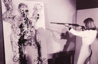 (Vue de l'exposition 'Niki de Saint Phalle' / © TB / Time Out)
