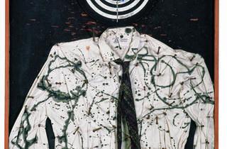(Niki de Saint Phalle, 'Saint Sébastien', début 1961 / © 2014 Niki Charitable Art Foundation, All rights reserved / Photo : Laurent Condominas)