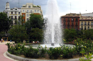 Plaza de Olavide