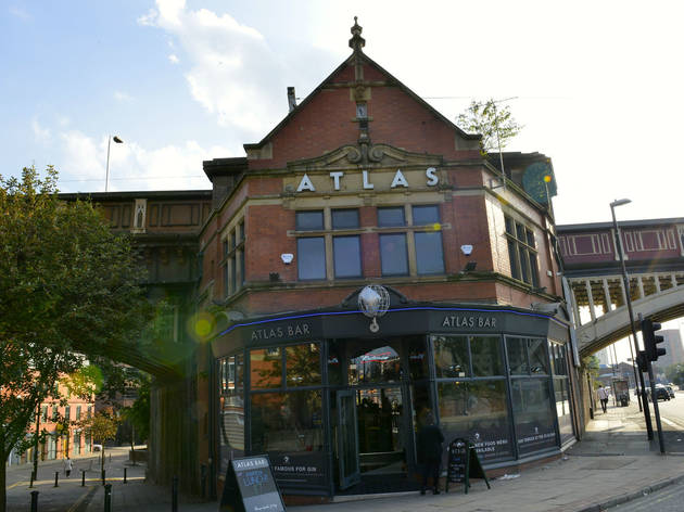 Atlas Bar, Manchester