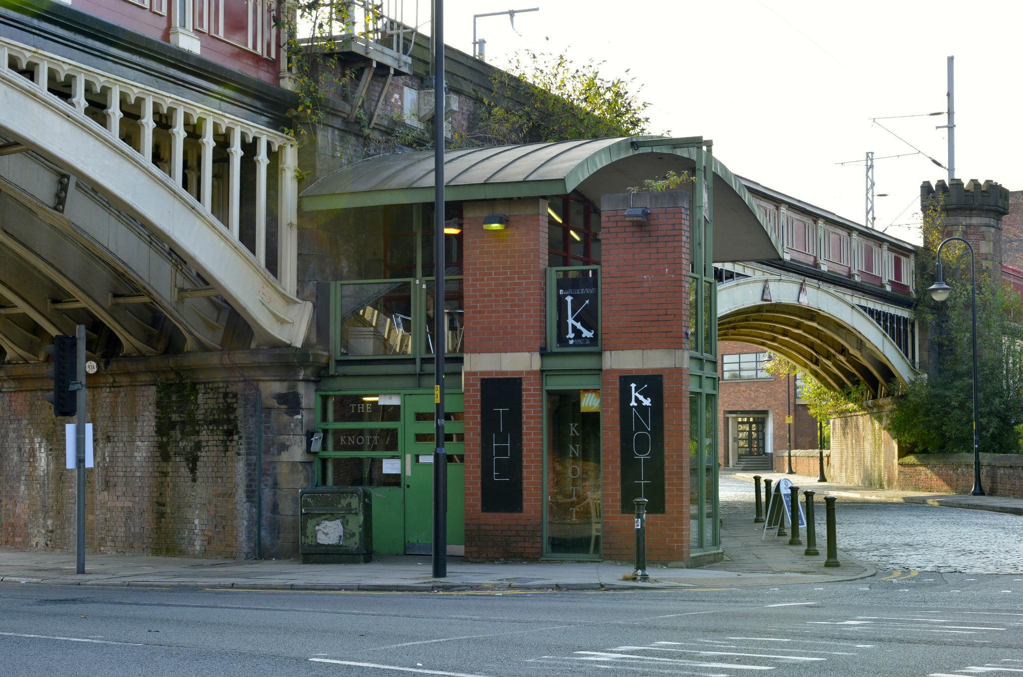 The Knott Bar, Manchester