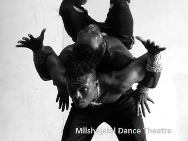 'Struggle of Man' contemporary dance performance