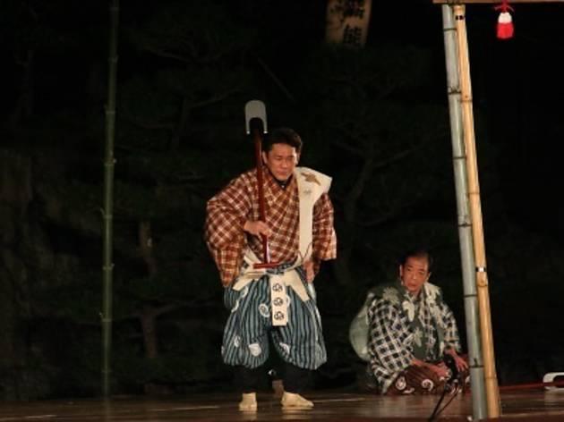 Kyogen & Cantonese Opera Workshop