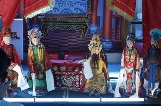Teochew Puppet Show & Museum Tour