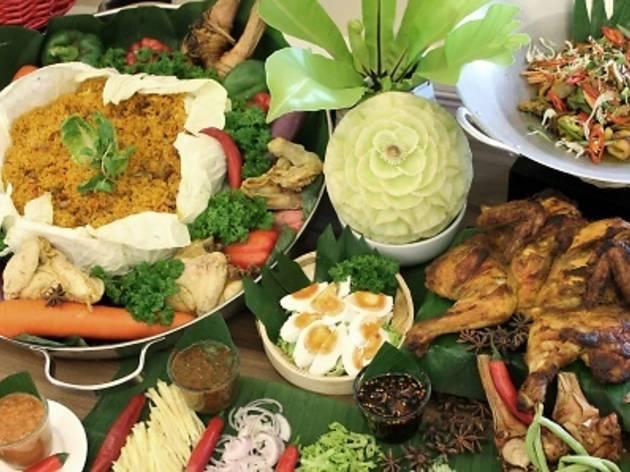 Loke Thye Kee Ramadhan Buffet