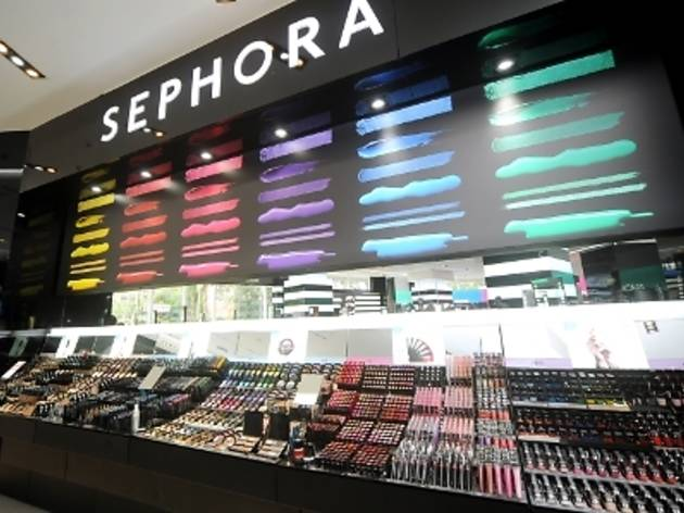Opening of Sephora Queensbay Mall
